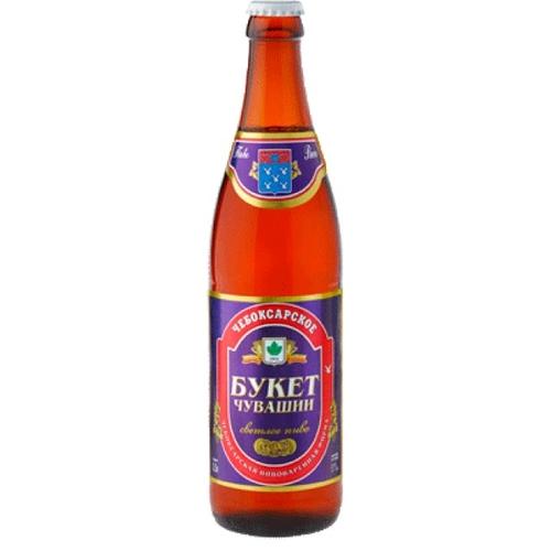 Пиво «Чебоксарское» светлое (фото)