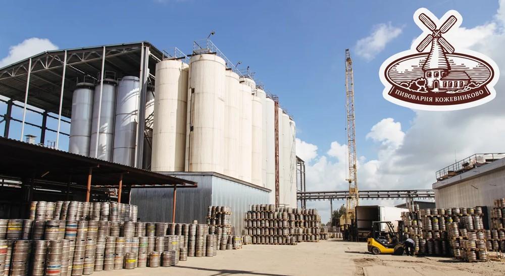 Пивоваренный завод (фото)